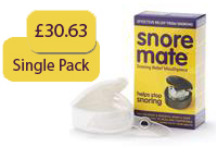 SnoreMate Single Pack
